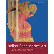 Italian Renaissance Art by Adams, Laurie Schneider, 9780813349022