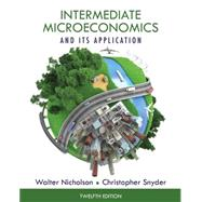 Intermediate Microeconomics (with Economic Applications, InfoTrac® 2-Semester Printed Access Card) by Nicholson/Snyder, 9781133189022