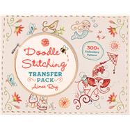 Doodle Stitching Transfer Pack by Ray, Aimee, 9781454709022