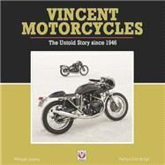 Vincent Motorcycles by Guyony, Phillipe; Egli, Fritz W., 9781845849023