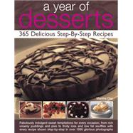A Year of Desserts by Day, Martha, 9781844769025