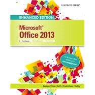 Enhanced Microsoft Office 2013 Illustrated Introductory, First Course by Beskeen, David W.; Cram, Carol M.; Duffy, Jennifer; Friedrichsen, Lisa; Reding, Elizabeth Eisner, 9781305409026