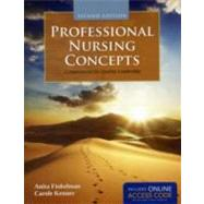 Professional Nursing Concepts: Competencies for Quality Leadership (Book with Access Code) by Finkelman, Anita Ward; Kenner, Carole, 9781449649029