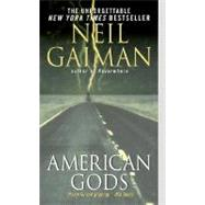 Amern Gods by Gaiman Neil, 9780380789030