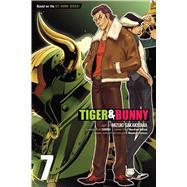 Tiger & Bunny 7 by Sakakibara, Mizuki, 9781421579030