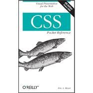 Css Pocket Reference by Meyer, Eric A., 9781449399030