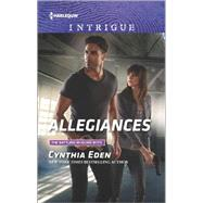 Allegiances by Eden, Cynthia, 9780373699032