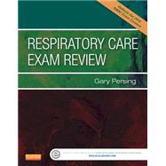 Respiratory Care Exam Review by Persing, Gary, 9781455759033