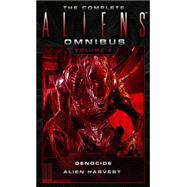 The Complete Aliens Omnibus: Volume Two (Genocide, Alien Harvest) by BISCHOFF, DAVIDSHECKLEY, ROBERT, 9781783299034