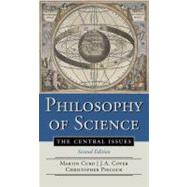 Philosophy of Science: The Central Issues by CURD,MARTIN, 9780393919035