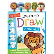 My First Learn to Draw: Animals by Webb, Melissa, 9781626869035
