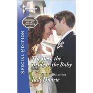 The Boss, the Bride & the Baby by Duarte, Judy, 9780373659036
