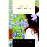 Anne of Green Gables by MONTGOMERY, L.M.ZIPES, JACK, 9780812979039