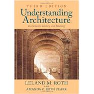 Understanding Architecture: Its Elements, History, and Meaning by Roth,Leland M., 9780813349039