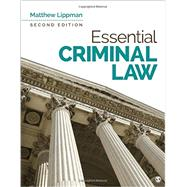 Essential Criminal Law by Lippman, Matthew R., 9781506349039