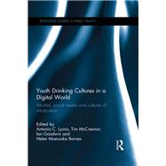 Youth Drinking Cultures in a Digital World: Alcohol, Social Media and Cultures of Intoxication by Lyons; Antonia, 9781138959040