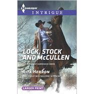 Lock, Stock and McCullen by Herron, Rita, 9780373749041