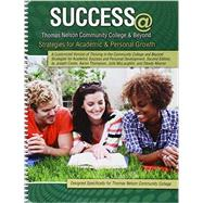 Success at Thomas Nelson Community College & Beyond: Strategies for Academic & Personal Growth by Starkes, Marilyn; Johnson, Joyce V ., 9781465269041
