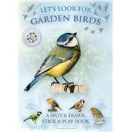 Let's Look for Garden Birds by Pinnington, Andrea; Buckingham, Caz, 9781908489043