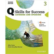 Q: Skills for Success 2E Listening and Speaking Level 3 Student Book by Craven, Miles; Donnalley Sherman, Kristin, 9780194819046