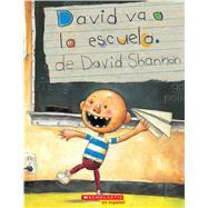 David va a la escuela by Shannon, David, 9781338269055