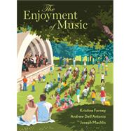 The Enjoyment of Music Looseleaf by Forney, Kristine; Dell'Antonio, Andrew, 9780393639056