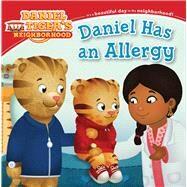 Daniel Has an Allergy by Santomero, Angela C. (ADP); Fruchter, Jason, 9781534409057