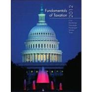 Fundamentals of Taxation 2012 Edition with Taxation Software by Cruz, Ana; Deschamps, Mike; Niswander, Frederick; Prendergast, Debra; Schisler, Dan; Trone, Jinhee, 9780077599058