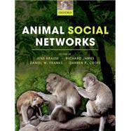 Animal Social Networks by Krause, Jens; James, Richard; Franks, Daniel; Croft, Darren, 9780199679058