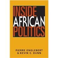 Inside African Politics by Englebert, Pierre, 9781588269058