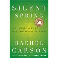 Silent Spring by Carson, Rachel, 9780618249060