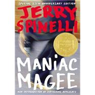 Maniac Magee by Spinelli, Jerry, 9780316809061