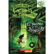 ¡El recreo es una jungla! (Escuela de Espanto #3) by Chabert, Jack; Ricks, Sam, 9781338269062