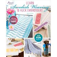 Learn Swedish Weaving & Huck Embroidery by Kennedy, Katherine, 9781596359062
