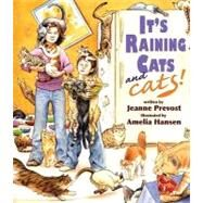 It's Raining Cats and Cats! by Prevost, Jeanne, 9780940719064