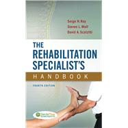 The Rehabilitation Specialist's Handbook by Roy, Serge H., 9780803639065