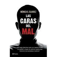 Las caras del mal by Álvarez, Monica G., 9786070729065