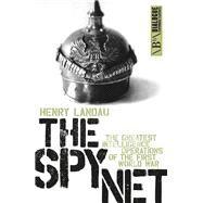 The Spy Net by Landau, Henry, 9781849549066