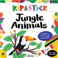 Rip & Stick Jungle Animals by Dennis, Sarah; Hutchinson, Sam, 9781911509066