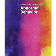 Bundle: Essentials of Understanding Abnormal Behavior, Loose-Leaf Version, 3rd + MindTap Psychology, 1 term (6 months) Printed Access Card by Sue, David; Sue, Derald Wing; Sue, Diane M., 9781305929067