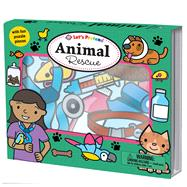 Let's Pretend: Animal Rescue by Priddy, Roger, 9780312519070