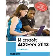Microsoft Access 2013 Complete by Pratt, Philip J.; Last, Mary Z., 9781285169071