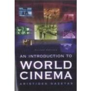 An Introduction to World Cinema by Gazetas, Aristides, 9780786439072