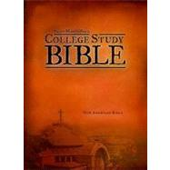 Saint Mary's Press College Study Bible: New American Bible by Saint Mary's Press, 9780884899075