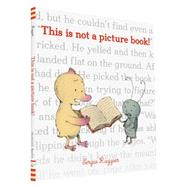 This Is Not a Picture Book! by Ruzzier, Sergio, 9781452129075