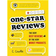 One-Star Reviews by Coville, C., 9781440579080