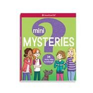 Mini Mysteries: 34 Tricky Tales to Untangle by Walton, Rick, 9781609589080