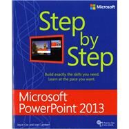 Microsoft Access 2013 Step by Step by Lambert, Joan; Cox, Joyce, 9780735669086