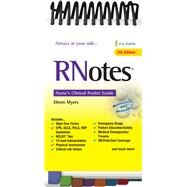 Rnotes? by Myers, Ehren, 9780803669086