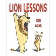 Lion Lessons by Agee, Jon, 9780803739086